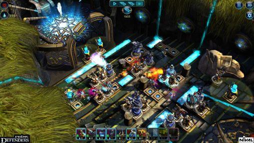 Prime world: Defenders capture d'écran 1