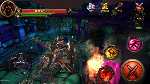 Ninja warrior: Creed of ninja assassins screenshot 4