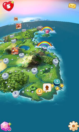 Arcade-Spiele Evolution planet für das Smartphone