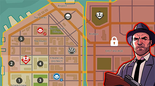RPG What the mafia: Turf wars for smartphone