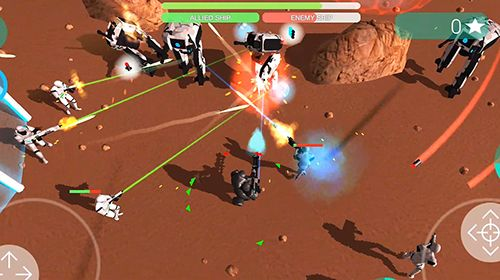 Shooter Cybersphere Online auf Deutsch
