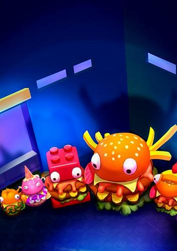 Burger.io captura de pantalla 1