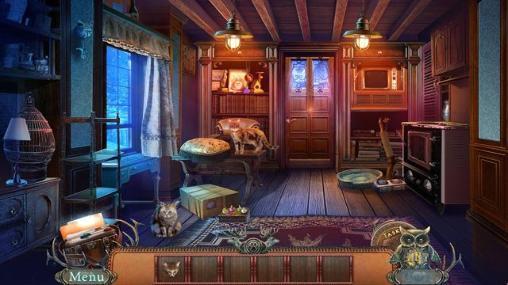 Abenteuer-Spiele Fierce tales: Feline sight. Collector's edition für das Smartphone