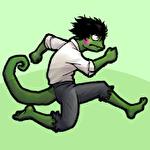 Chamelrun: Chameleon run! Symbol