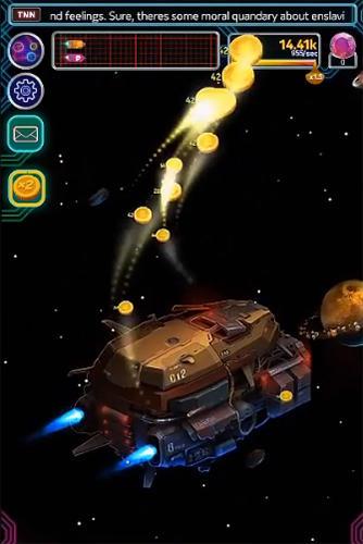 Arcade Galactic xpress! für das Smartphone