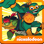 Rise of the TMNT: Ninja run图标