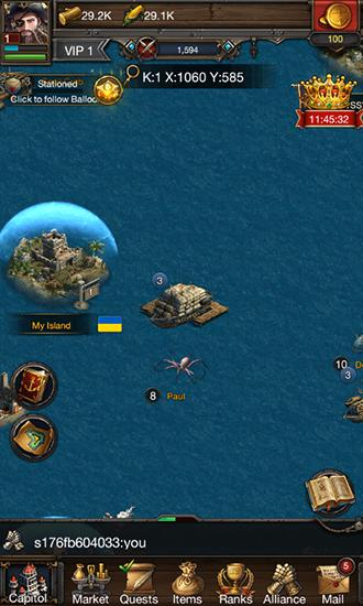 Ocean wars for Android