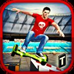 Hoverboard stunts hero 2016 icon