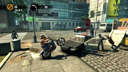 Urban Trial Freestyle für iPhone