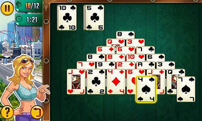 Platinum Solitaire 3 screenshot 1