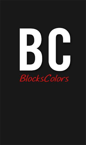 Blocks colors Screenshot