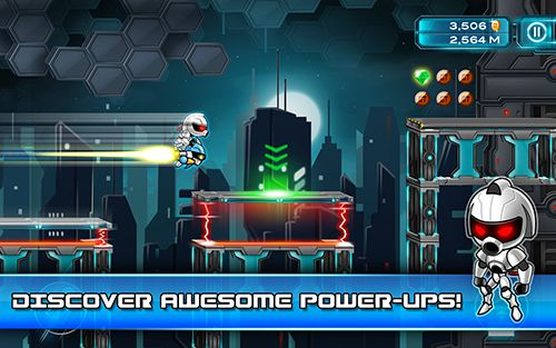Arcade: download Gravity guy 2 to your phone