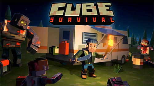 Cube survival story Screenshot