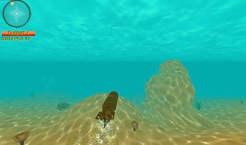 Sea on fire: Submarine wars für Android
