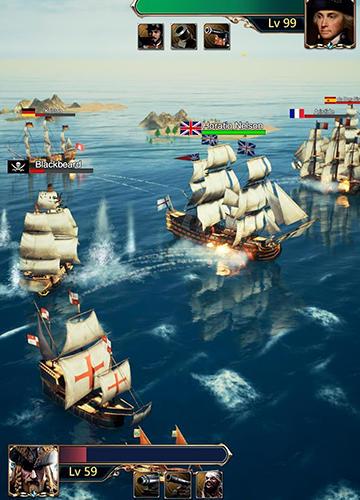 Age of sail: Navy and pirates Screenshot