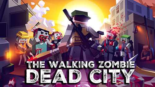 The walking zombie: Dead city captura de pantalla 1