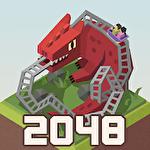 アイコン 2048 tycoon: Theme park mania