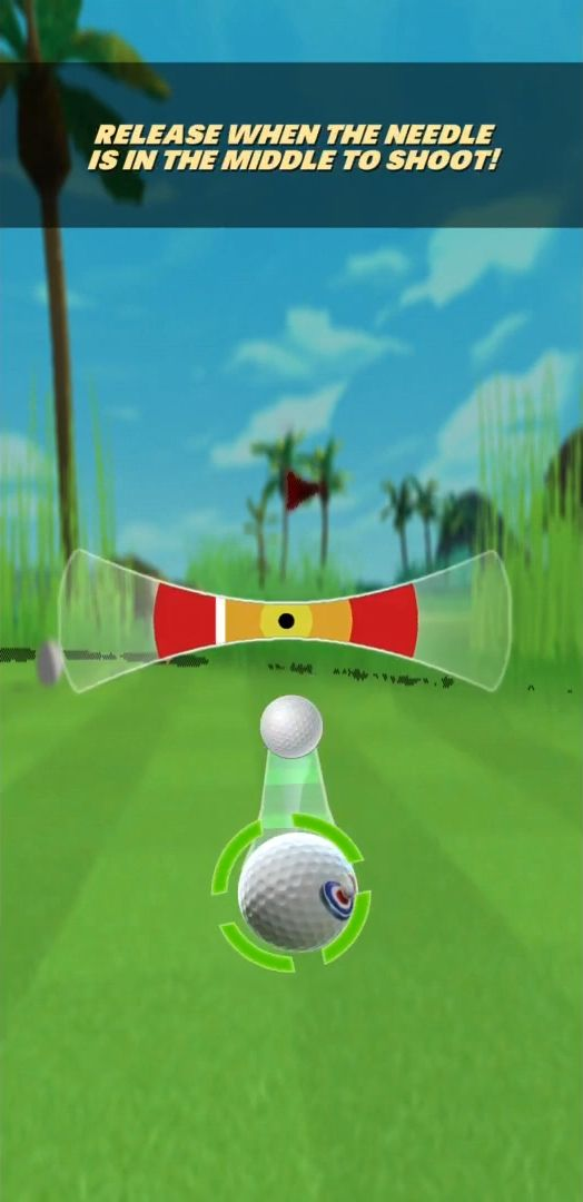 Super Shot Golf für Android