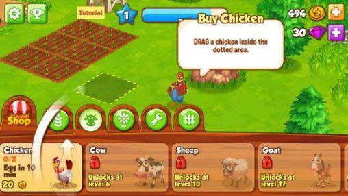 Top farm für Android