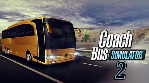 Coach bus simulator driving 2 screenshot 1