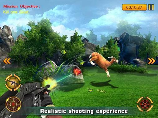 Hunter 3D für Android