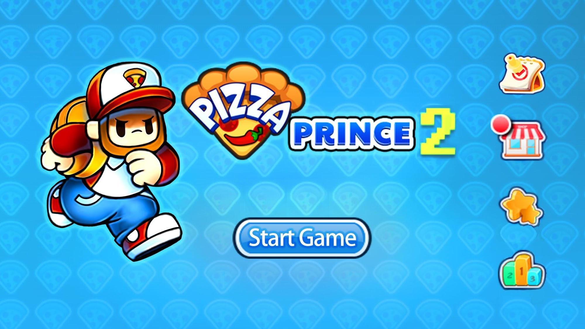 Pizza Prince スクリーンショット1