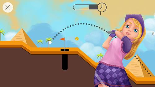Golf game one für Android