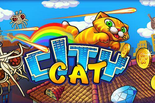 logo Le chat de ville