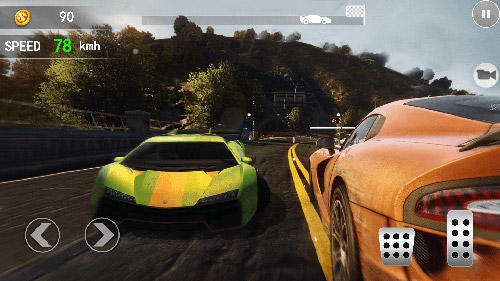 Fast car driving für Android