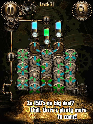 Mechanicus: Steampunk puzzle for Android