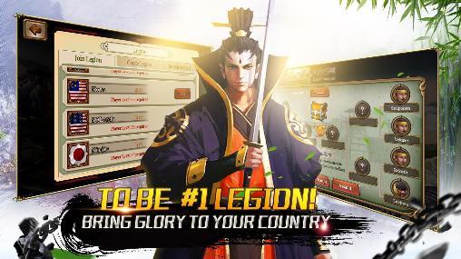 Strategie RPG 100 heroes: Colossus awakens auf Deutsch