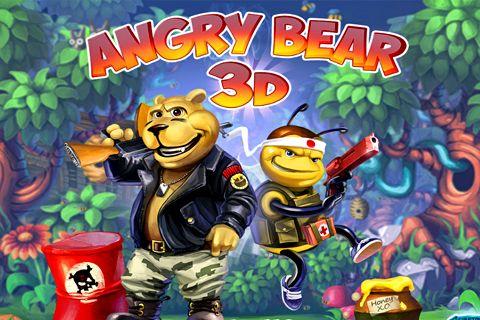 logo Der wütende Bär