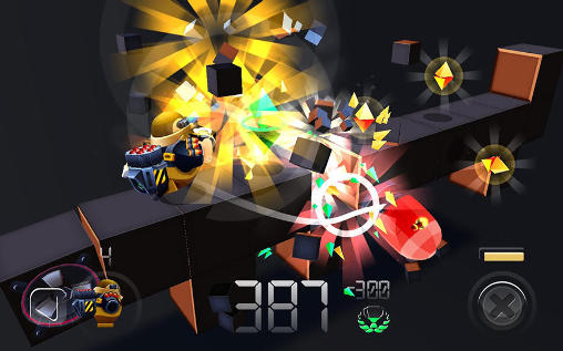 Box invaders for Android