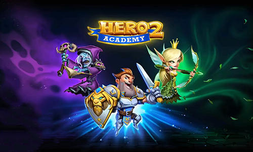 Hero academy 2: Tactics game capture d'écran 1