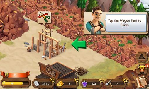 Westbound: Gold rush for Android