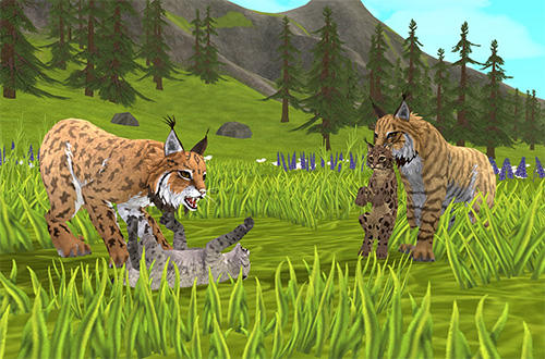 Wildcraft: Animal sim online 3D скріншот 3