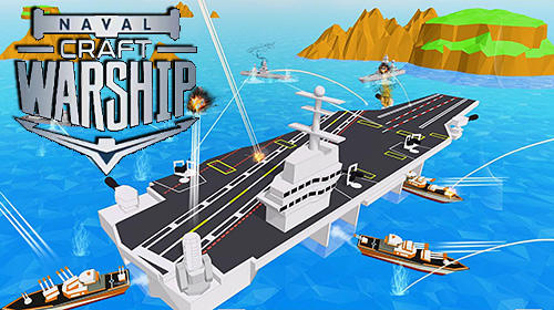 Naval ships battle: Warships craft screenshot 1