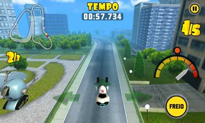 Скриншот Link 237 Racer на андроид