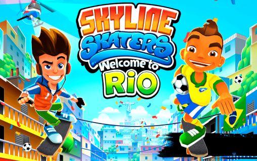 Skyline skaters: Welcome to Rio Screenshot