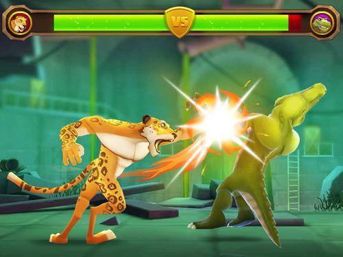 Screenshot Smash Champs auf dem iPhone