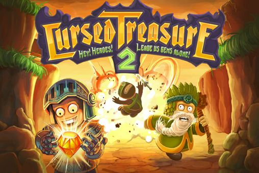 logo Cursed treasure 2