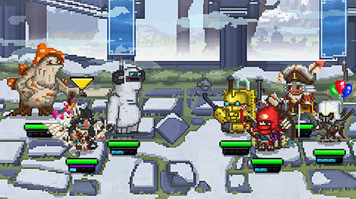 Bit heroes pour Android