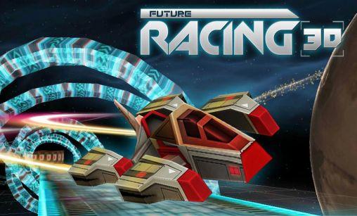 Future racing 3D screenshot 1