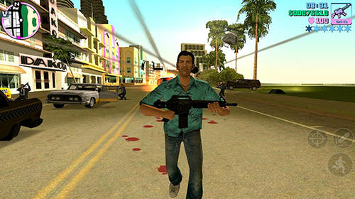 Bestes Spiel Grand theft auto: Vice City für TeXet X-square