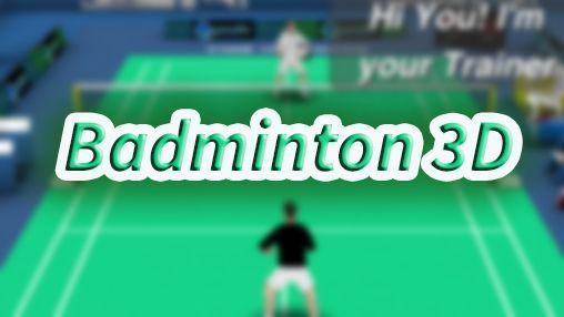 Badminton 3Dcapturas de pantalla