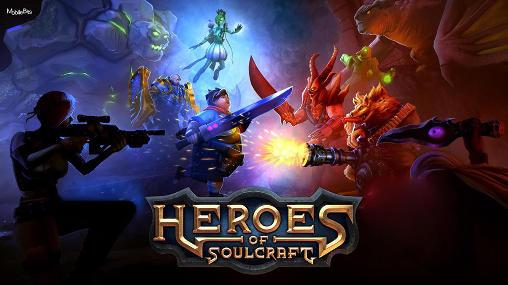 Heroes of soulcraft captura de tela 1