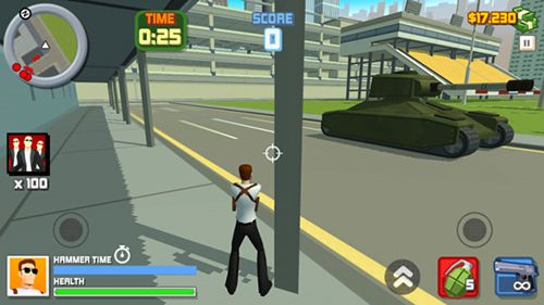 Action games: download Cross fire to your phone