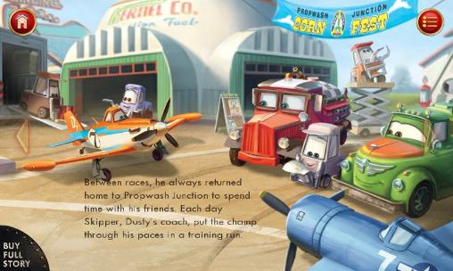 Planes: Fire and rescue для Android