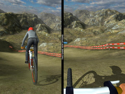 DMBX 2.5 - Mountain Bike and BMX for iPhone for free