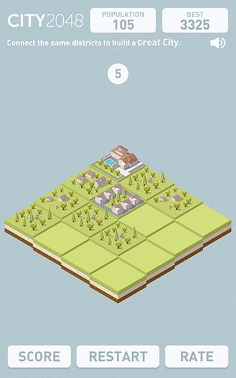 City 2048 para Android